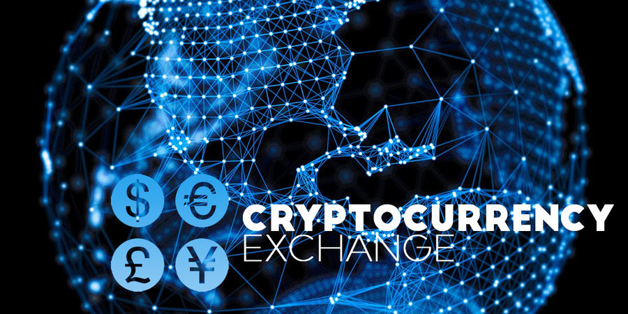 What does Cryptocurrency Exchange mean?