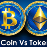 The differences between cryptocurrency coins and tokens