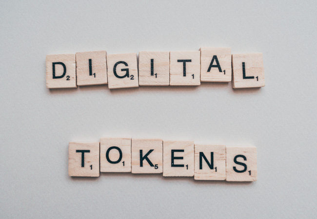 what are digital tokens