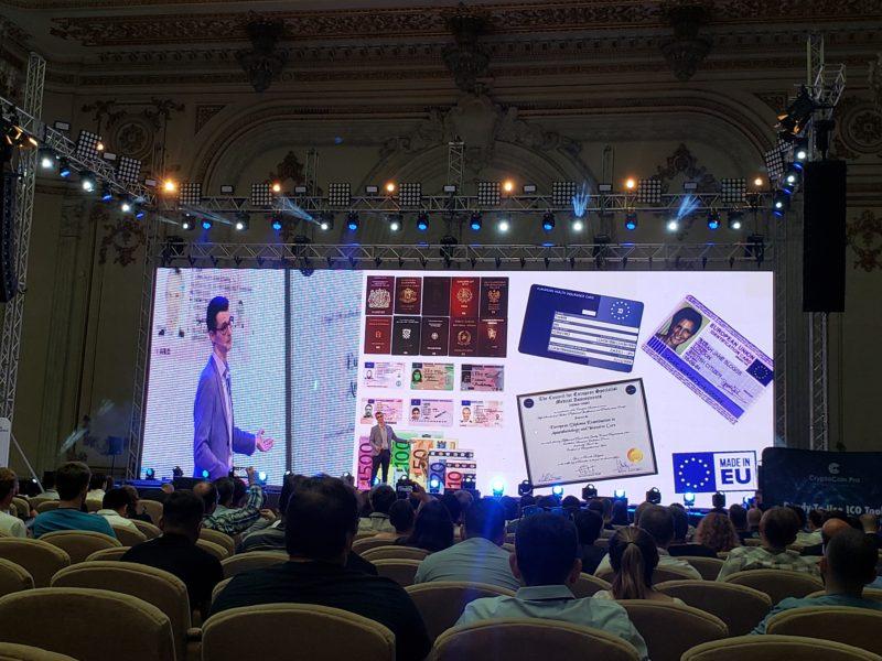 romania blockchain summit 2019 mihai alisie