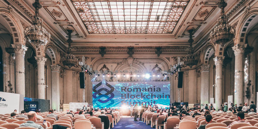 romania blockchain summit 2019