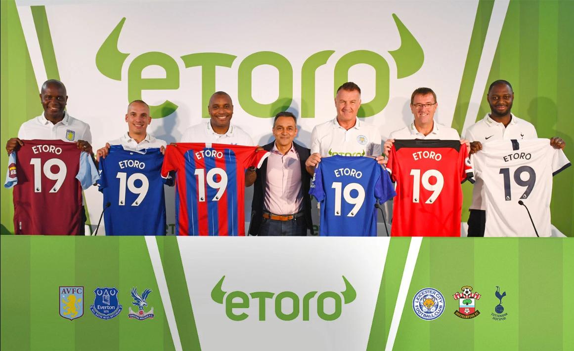 etoro premier league clubs