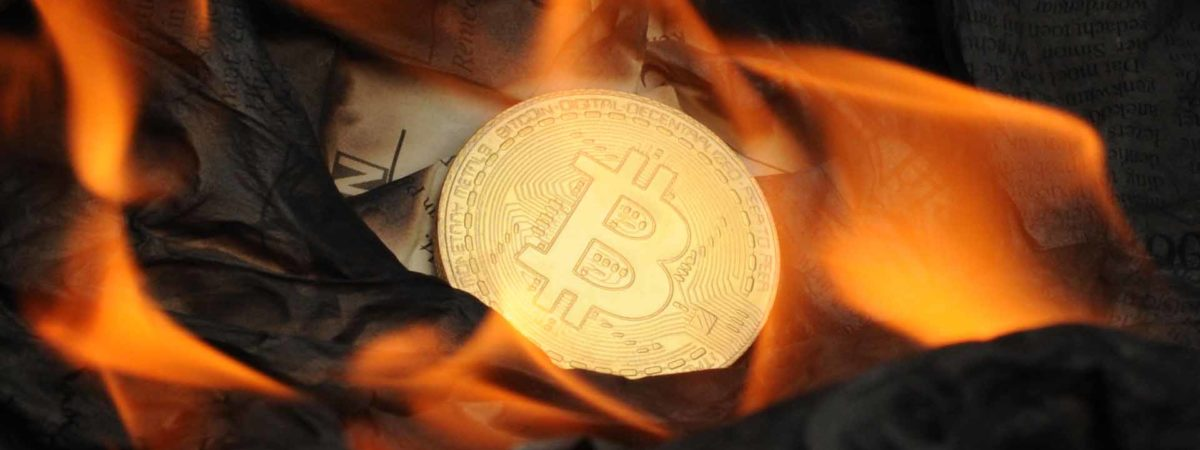 can bitcoin disappear