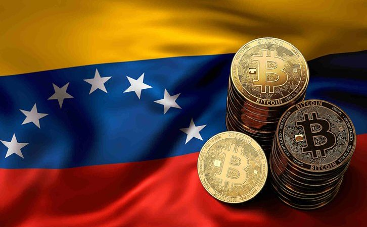 Bitcoin sold at a premium price in Venezuela